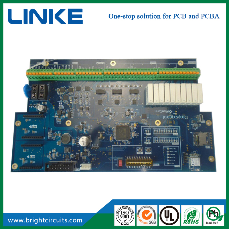 PCB board assembly
