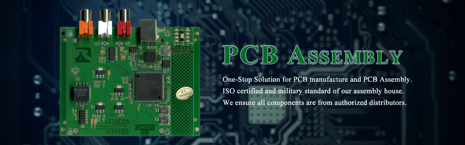 One Stop Solution For Pcb Assembly In China Full Turnkey Pcba Linke Printed Circuit Boards Manufacturer High Technology Solutions 1
